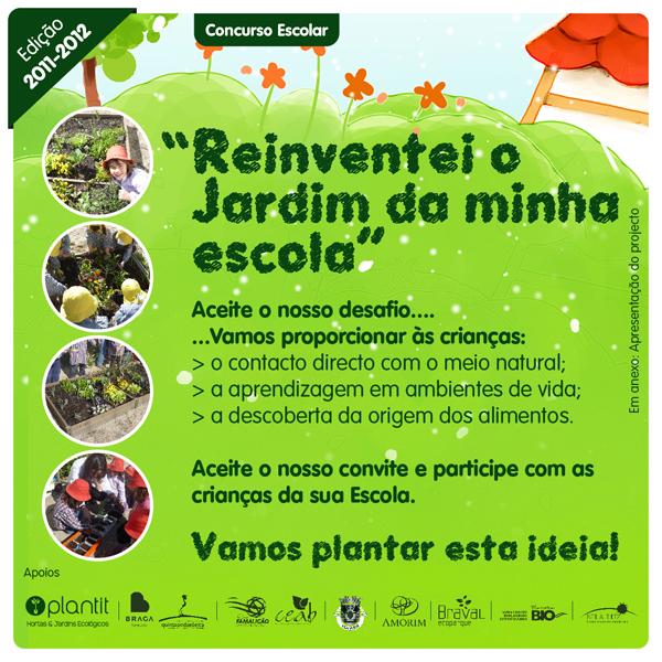 """projeto horta e jardim na escola Jardim da Minha Escola"""""""